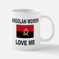 Angolan Women Love Me Mug