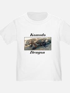 Komodo Dragon photo T