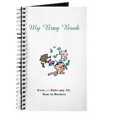 Brag Book - Scrapbook