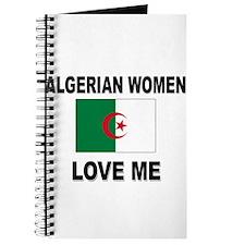 Algerian Women Love Me Journal