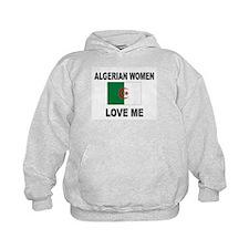 Algerian Women Love Me Hoodie