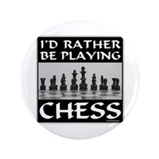 """CHESS PLAYER 3.5"""" Button"""
