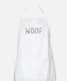 WOOF Dog Grooming Apron