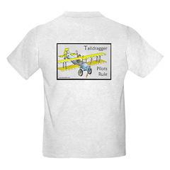 Taildragger Pilots Rule T-Shirt