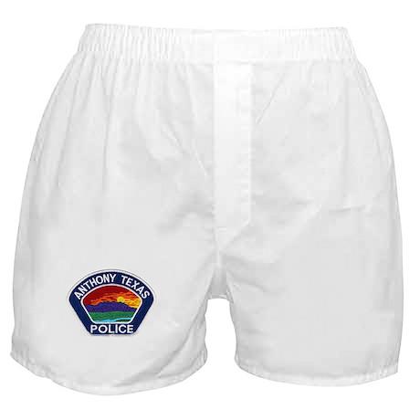 Anthony Police Boxer Shorts