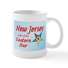 New Jersey Eastern Star Mug