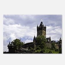 Burg Cochem Postcards (Package of 8)