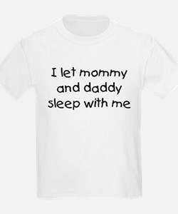 Mommy and Daddy T-Shirt