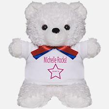 Michelle Rocks: Pink Teddy Bear