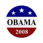 "Barack Obama 2008 Election 3.5"" Button"