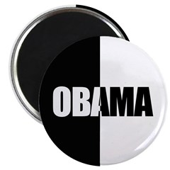 """Obama Racial Unity 2.25"""" Magnet (10 pack)"""