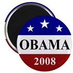 "Barack Obama 2008 Election 2.25"" Magnet (10 p"