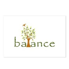 Balance Postcards (Package of 8)