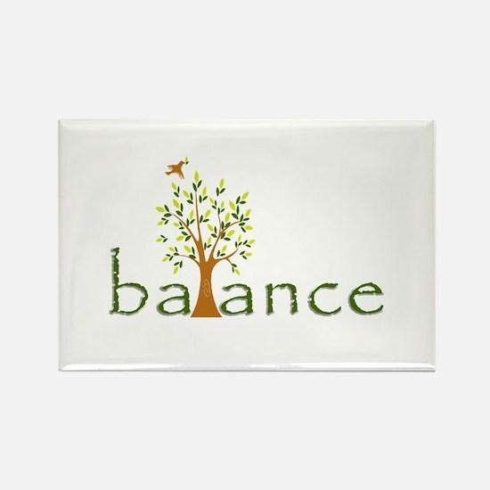 Balance Rectangle Magnet