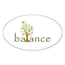 Balance Decal