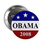 "Barack Obama 2008 Election 2.25"" Button (10 p"