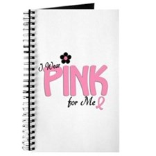 I Wear Pink For ME 14 Journal