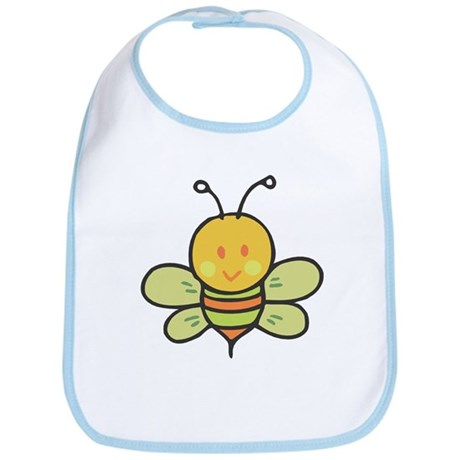 Baby Busy Bee Bib