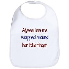 Alyssa Has You Bib