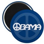 Obama Peace Magnet