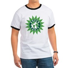Green Party Logo (Sunflower/G T