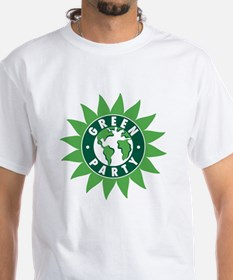 Green Party Logo (Sunflower/G Shirt
