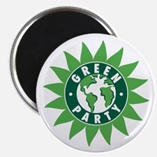 Green Party Logo (Sunflower/G Magnet