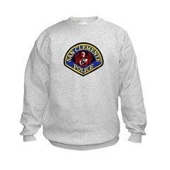 San Clemente Police Sweatshirt