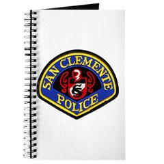 San Clemente Police Journal