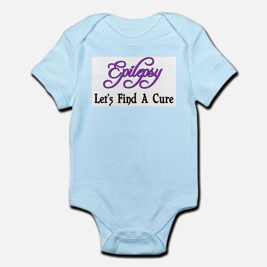 Epilepsy Let's Find Cure Infant Bodysuit