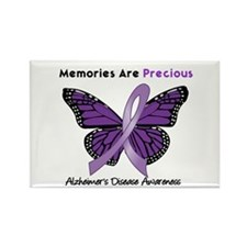 AD Memories Rectangle Magnet