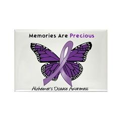 AD Memories Rectangle Magnet