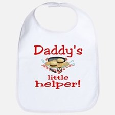 Daddys little bbq Bib