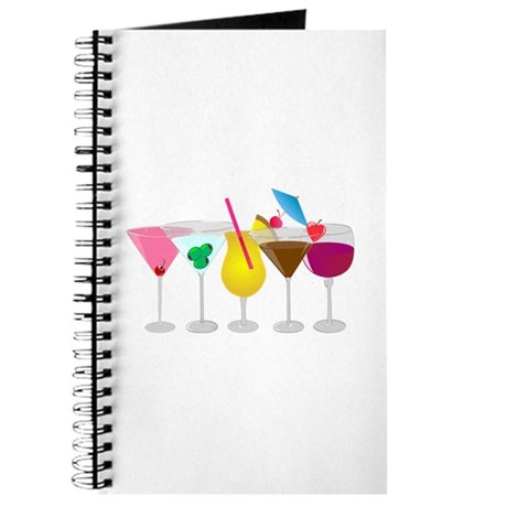 Mixed Drinks Journal
