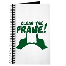 Clear the Frame! Journal