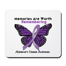 AD Memories Are Worth It Mousepad