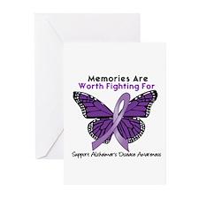 AD Memories v3 Greeting Cards (Pk of 10)
