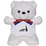 Windsurfer Evolution Teddy Bear