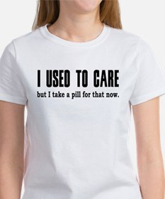 Used to Care Tee