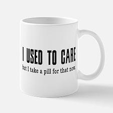 Used to Care Mug