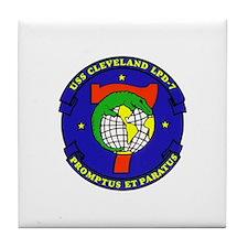 USS Cheyenne SSN-773 Tile Coaster