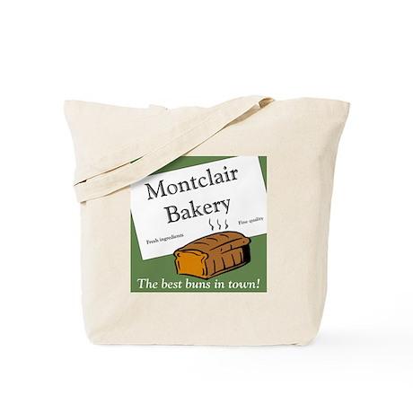 Montclair Bakery Tote Bag