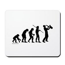 Sax Evolution Mousepad