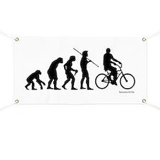 Cyclist Evolution Banner