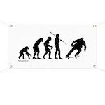 Skateboard Evolution Banner