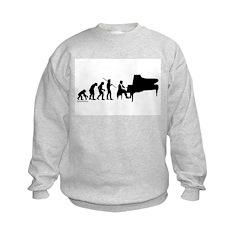 Piano Evolution Sweatshirt