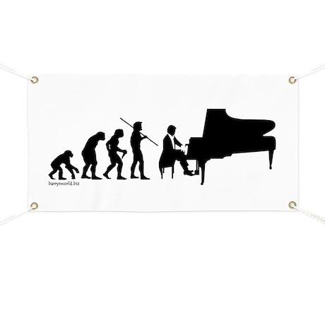 Piano Evolution Banner