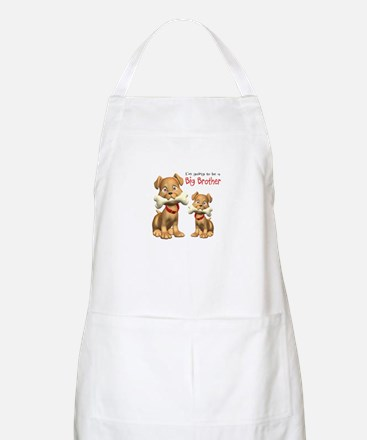 Dogs Big Brother BBQ Apron
