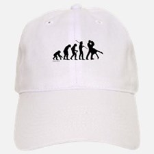 Dance Evolution Baseball Baseball Cap