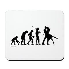 Dance Evolution Mousepad